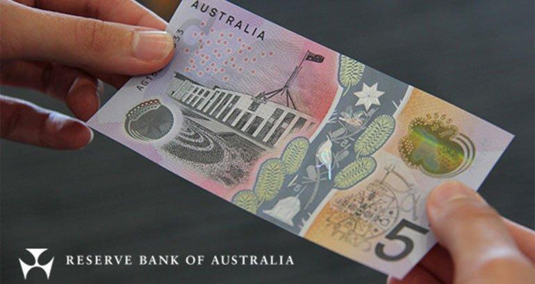 The new Australian five dollar note