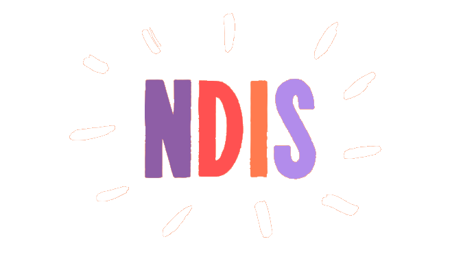 Graphic image of the NDIS