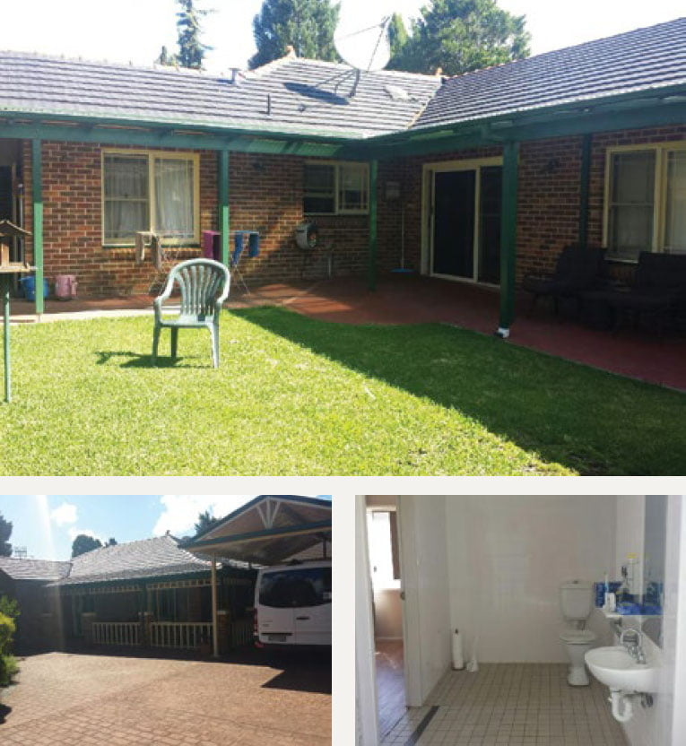 Pictures of the Bomaderry property