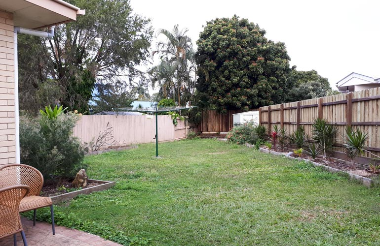 Garden of Maroochydore property
