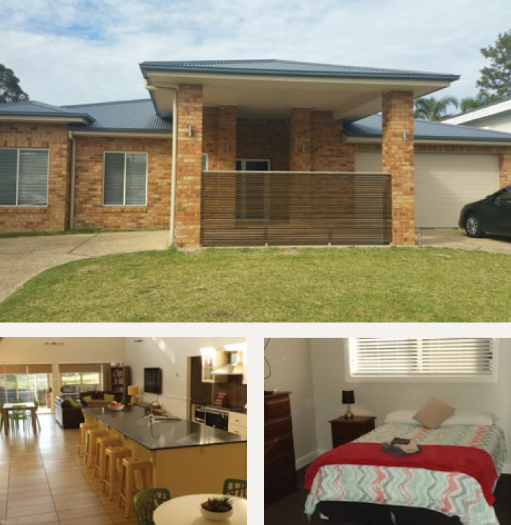 Pictures of the Warners Bay property