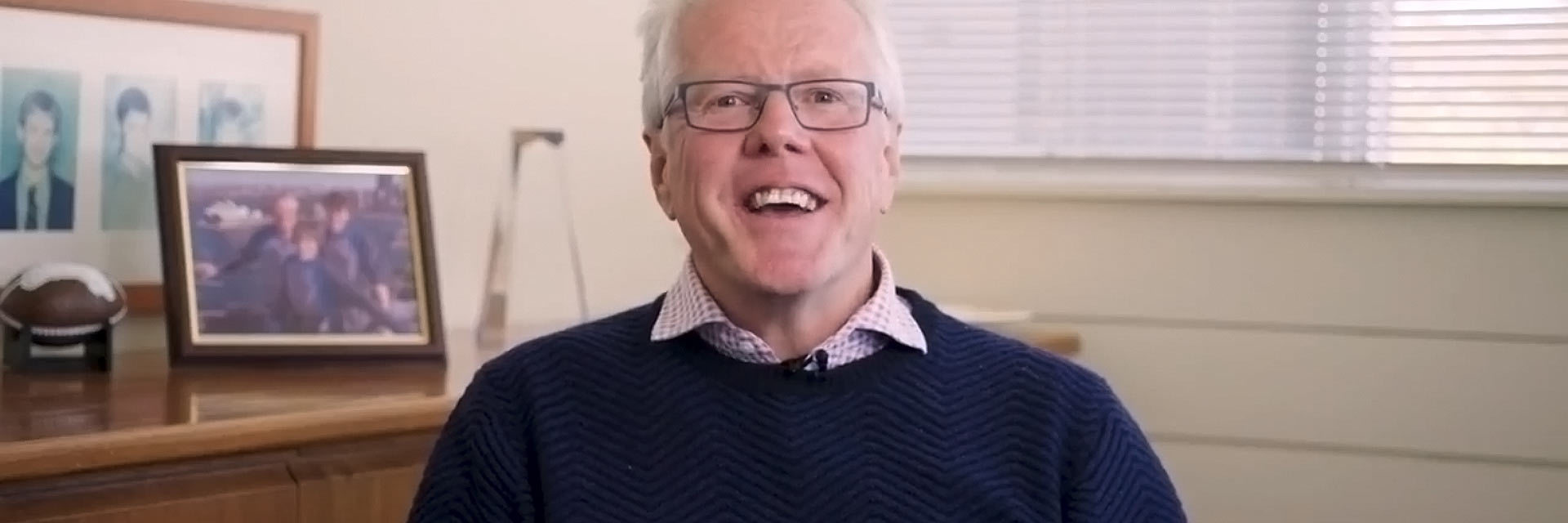 Andrew Richardson, Aruma CEO