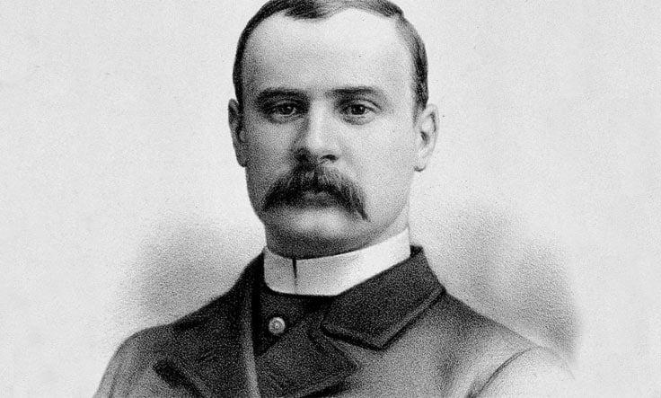 Portrait of Frederick Treves