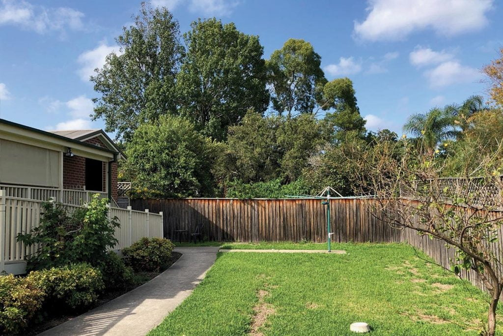 Short Term Accommodation and Assistance (STAA) at Croydon NSW