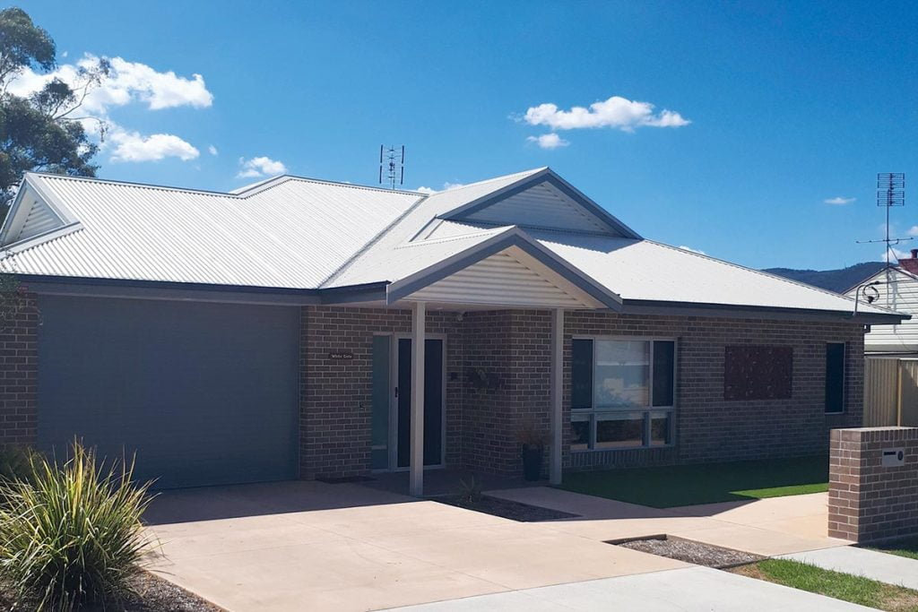 Supported Independent Living (SIL) at Tamworth, NSW