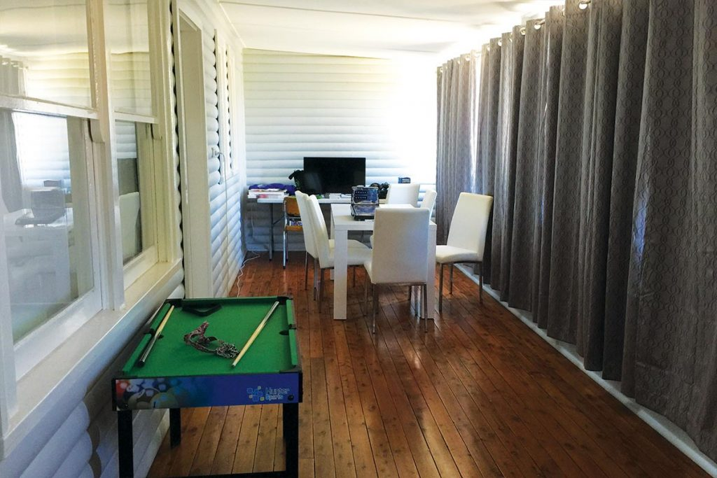 Short Term Accommodation and Assistance (STAA) at Gunnedah, NSW