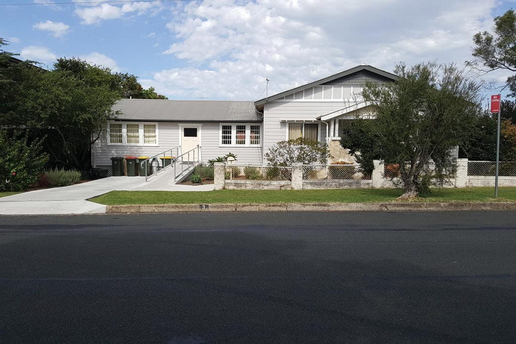 Short Term Accommodation and Assistance (STAA) at Fernhill NSW