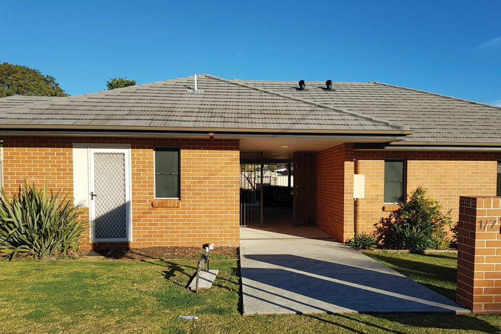 Supported Independent Living (SIL) at Barrack Heights NSW