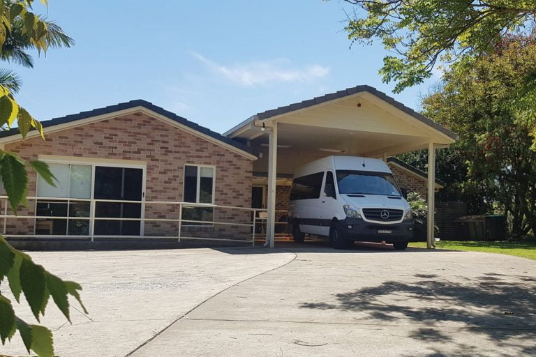 Supported Independent Living (SIL) at Modanville NSW