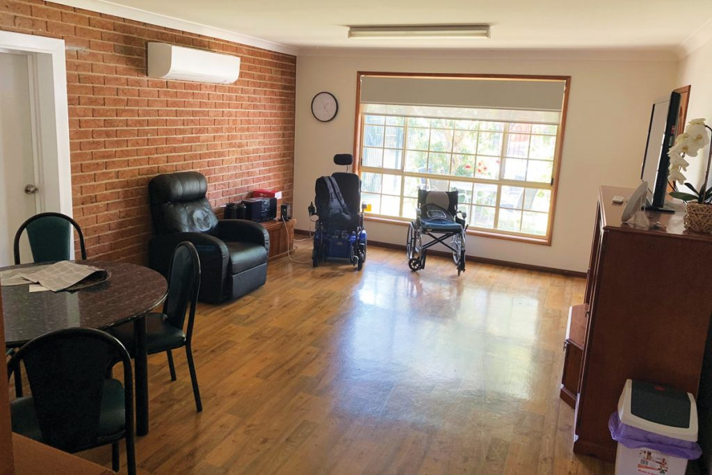 Supported Independent Living (SIL) at Albion Park Rail NSW