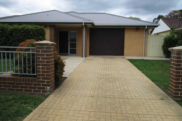 Front of the Nowra SIL property