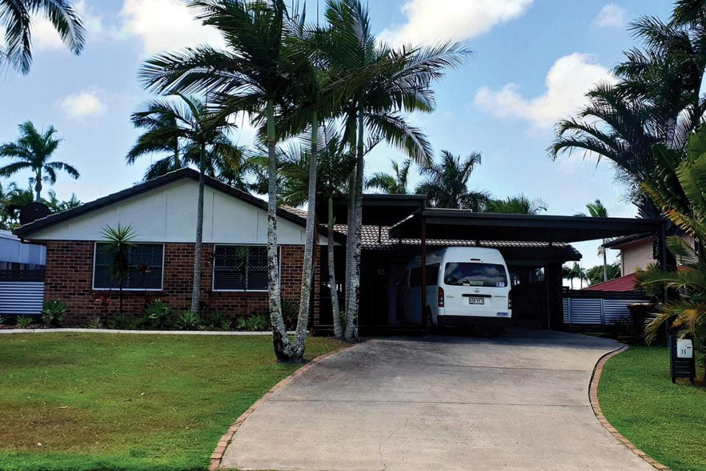 Short Term Accommodation and Assistance (STAA) at Buderim, QLD