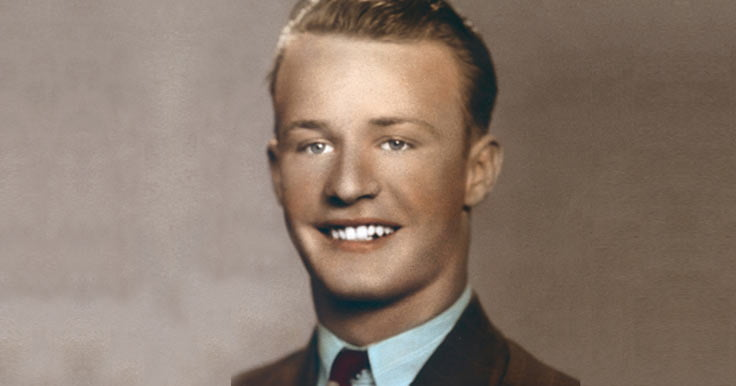 Lionel watts as a young man