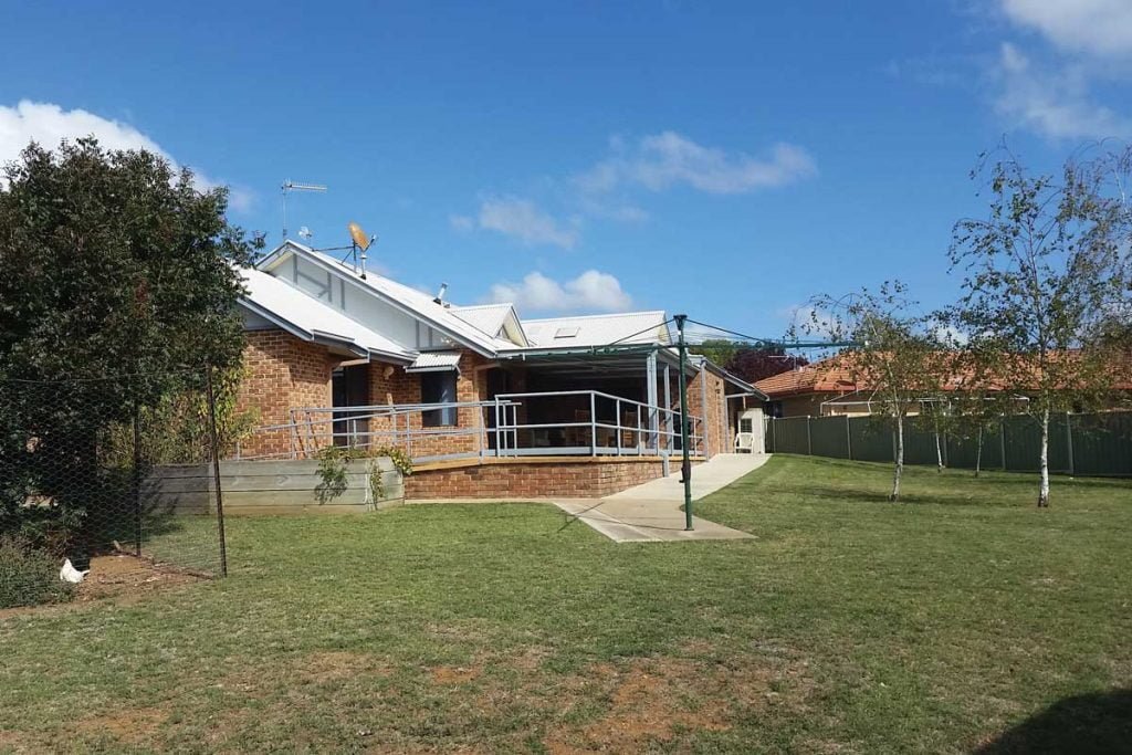Supported Independent Living (SIL) at Armidale NSW