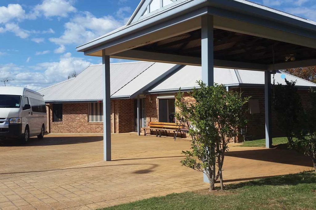 Supported Independent Living (SIL) at Armidale, NSW