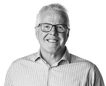 Portrait of Andrew Richardson, Aruma Chief Executive Officer